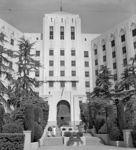 Cedars of Lebanon Hospital 1956