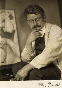 Max Brödel